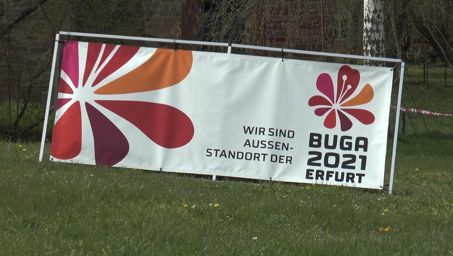 Eröffnung Buga 2021